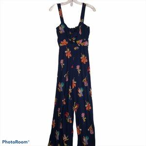 Madewell Plumeria Jumpsuit size 0